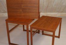 Vintage Swedish Teak Nesting Tables by Swante Skogh for Seffle Möbelfabrik AB