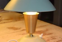 Swedish Table Lamp from ASEA, 1950s
