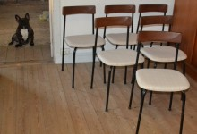 Chairs from the 60.s