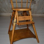 Naether, old children chair