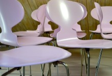 """""""Ant"""" chairs (10)"""