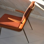 "Easy chair, ""Boomerang"", SOLD"