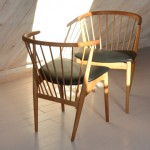 Diningchairs, Helge Sibast (4)SOLD