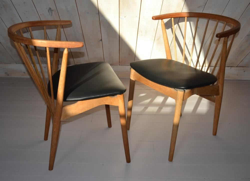 Diningchairs Helge Sibast 4SOLD Lisas Retro Design