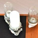 Industri lampor glas rost