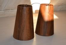 Lampa Luxus jakaranda Östen Kristiansson