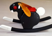 Rocking-rabbit