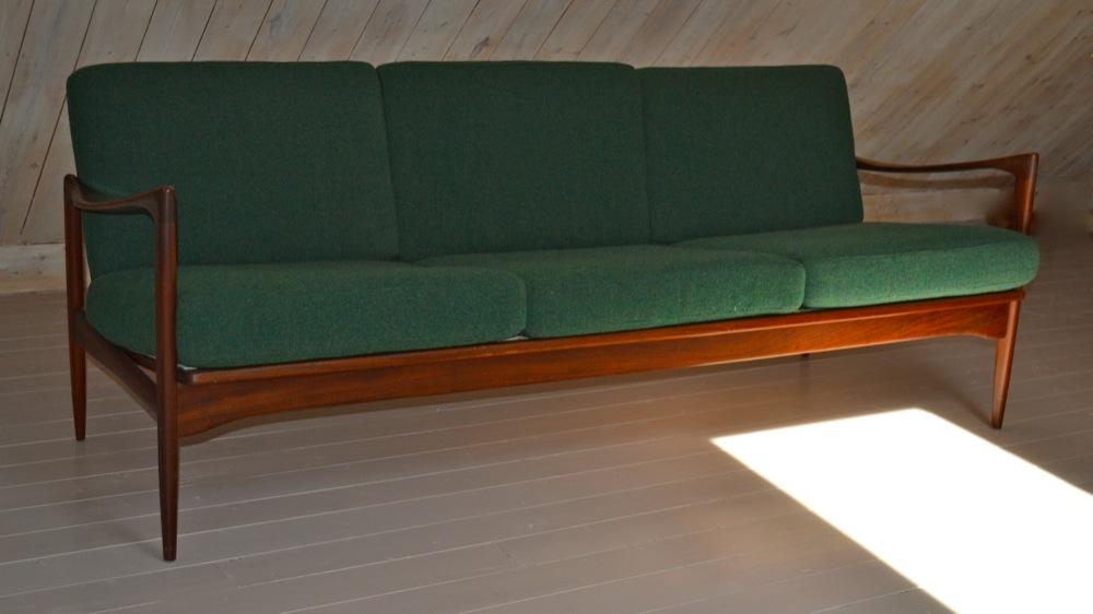 Ib Kofod Larsen SofaSOLD Lisas Retro Design