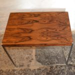 Rosewood Coffee Table by Östen Kristiansson for Luxus, 1963