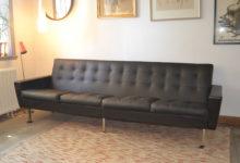 Swedish 4-Seat Sofa from Facit, 1963