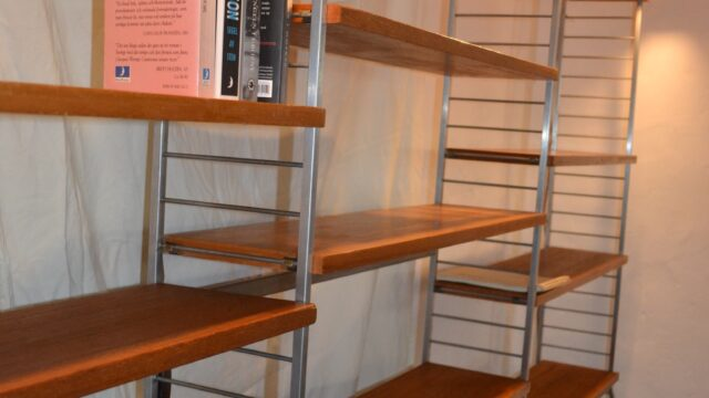 Continental wall unit for string AB 1950