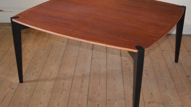 Coffee Table by David Rosén for Nordiska Kompaniet, 1950s