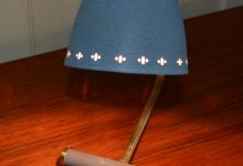 Swedish Table Lamp, 1950s