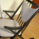 182 Rocking Chair by Frank Reenskaug for Bramin, 1950s