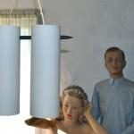 Pendant light, 536,luxus