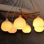 Pendant light,Luxus (Spindeln)