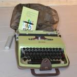 olivetti-skrivmaskin